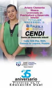 Pendon Ariana Clemente CENDI