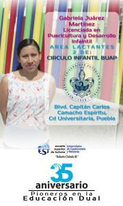 Pendon Gabriela Juárez Buap