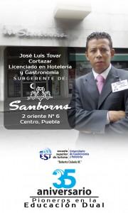 Pendon J Luis Sanborns