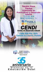Pendon Sandra Xopa CENDI