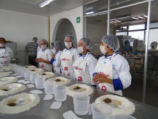Practicas pastelería